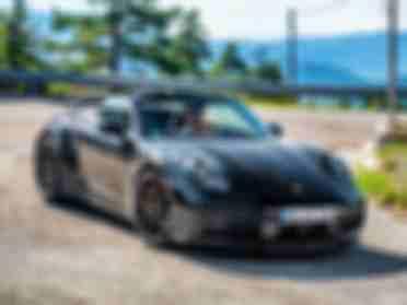 保时捷 保时捷911 2020款 Turbo S