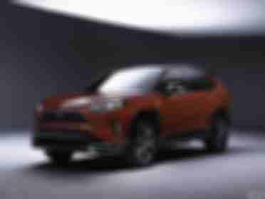 豐田(進口) 豐田RAV4新能源(進口) 2021款 PHEV