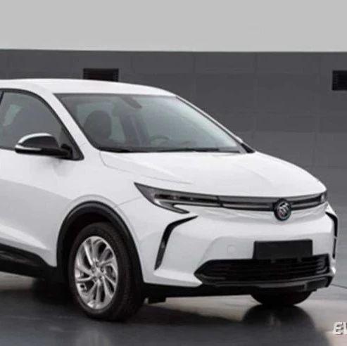 別克VELITE 7純電動SUV曝光 定位小型SUV