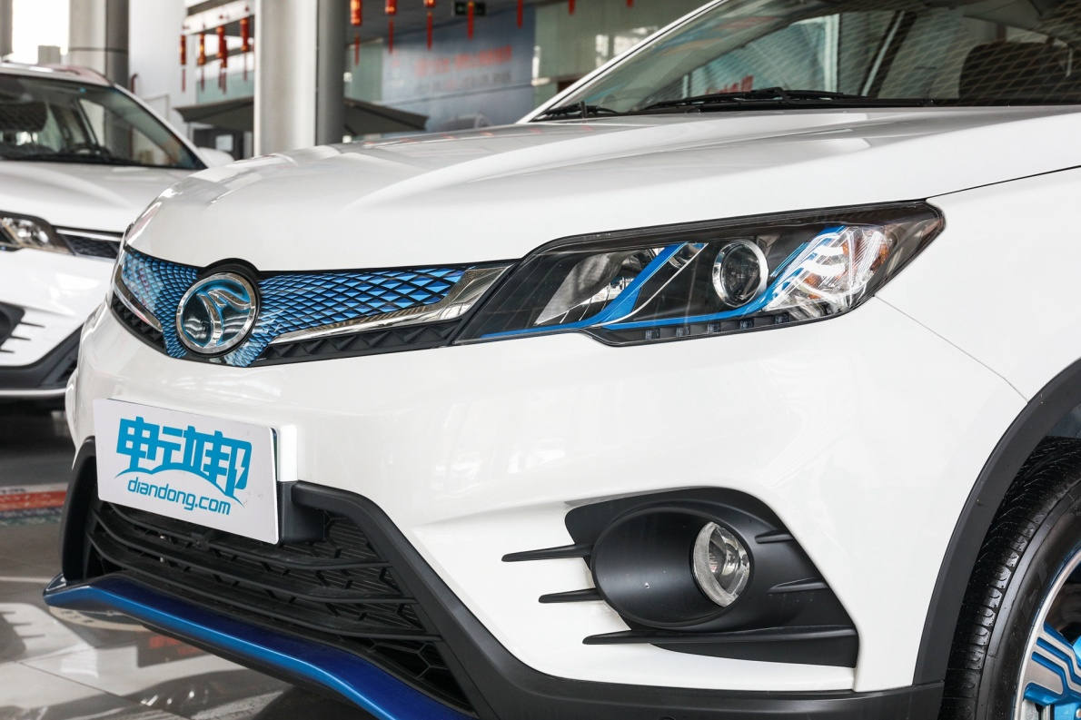 2018款 东南 DX3 EV 旗舰型 实拍 细节