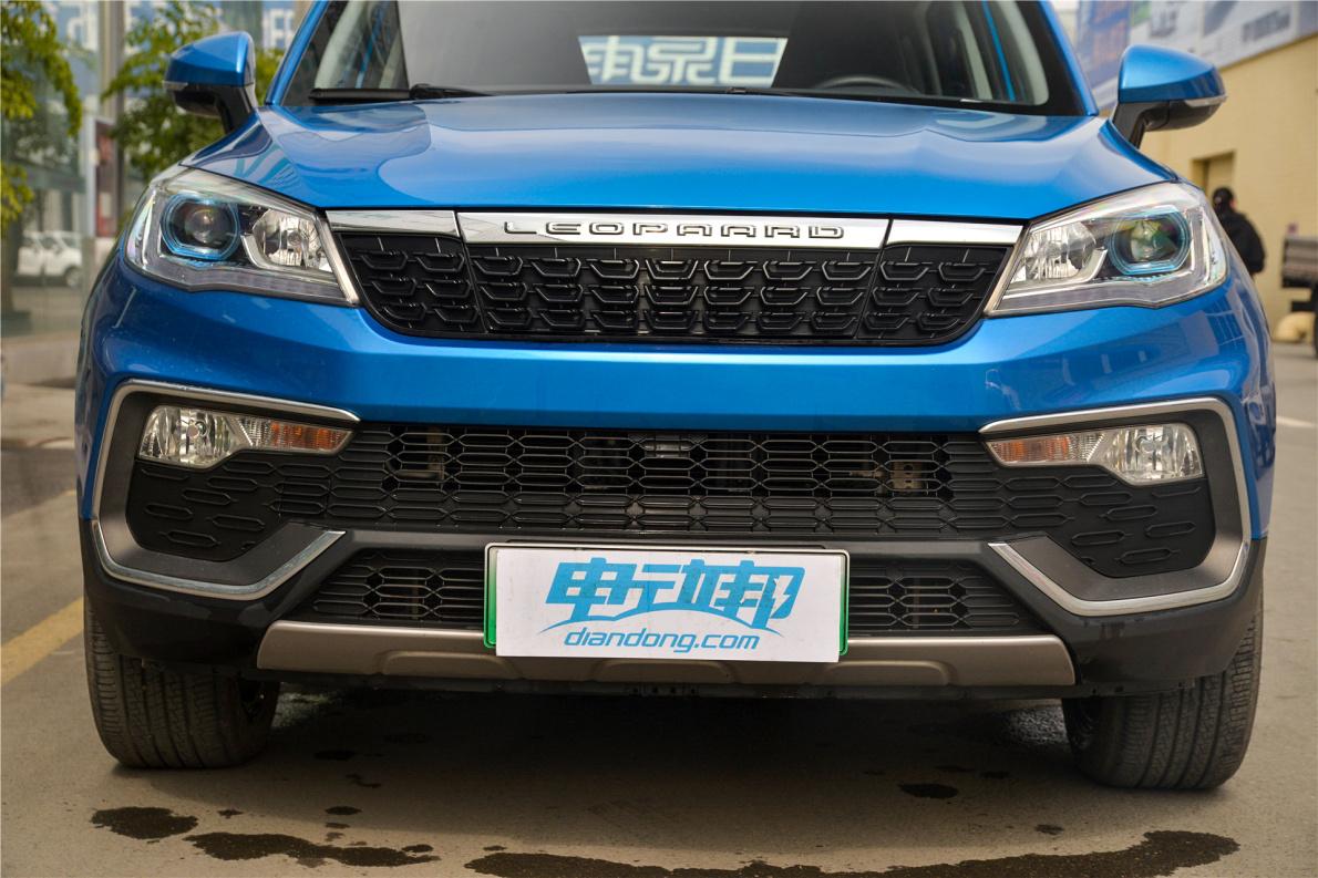 2018 猎豹CS9 EV 蓝色
