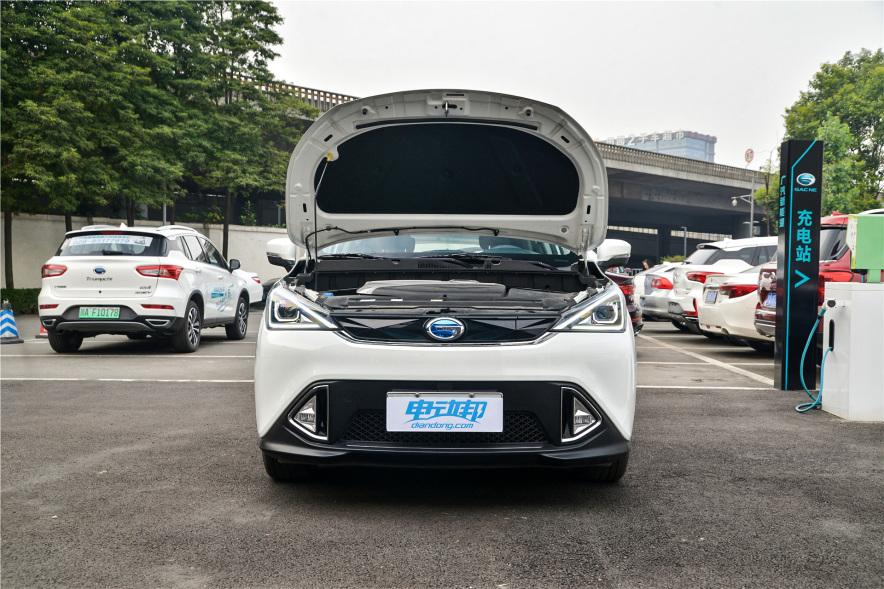 2018款 广汽新能源 GE3 530 智享版 实拍 动力底盘