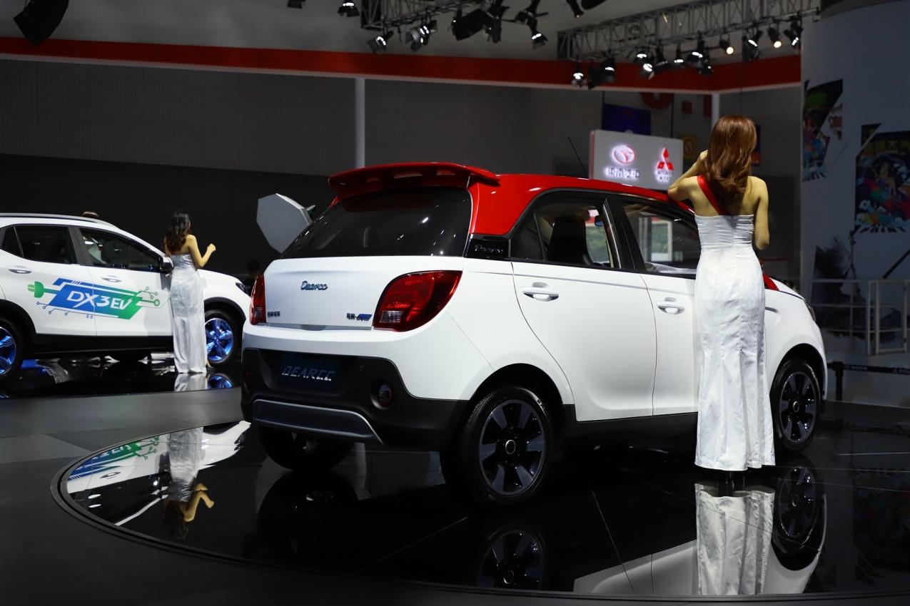 2018款 电咖 EV10 车展 外观