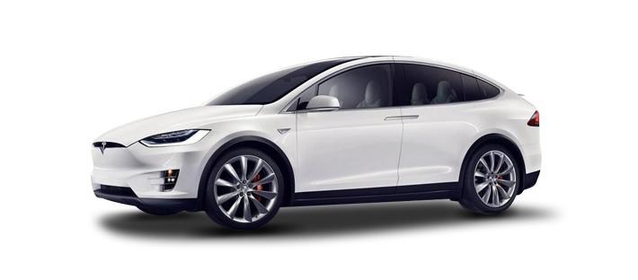 2016款 特斯拉 Model X 头图