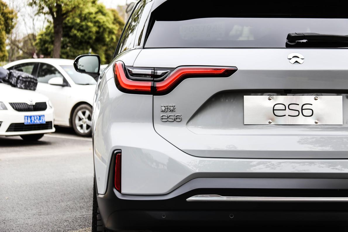 2019 蔚来 ES6 510KM 首发纪念版