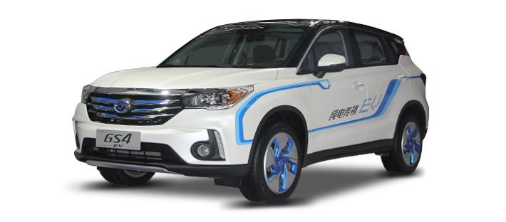 2016款 广汽传祺GS4 EV 头图