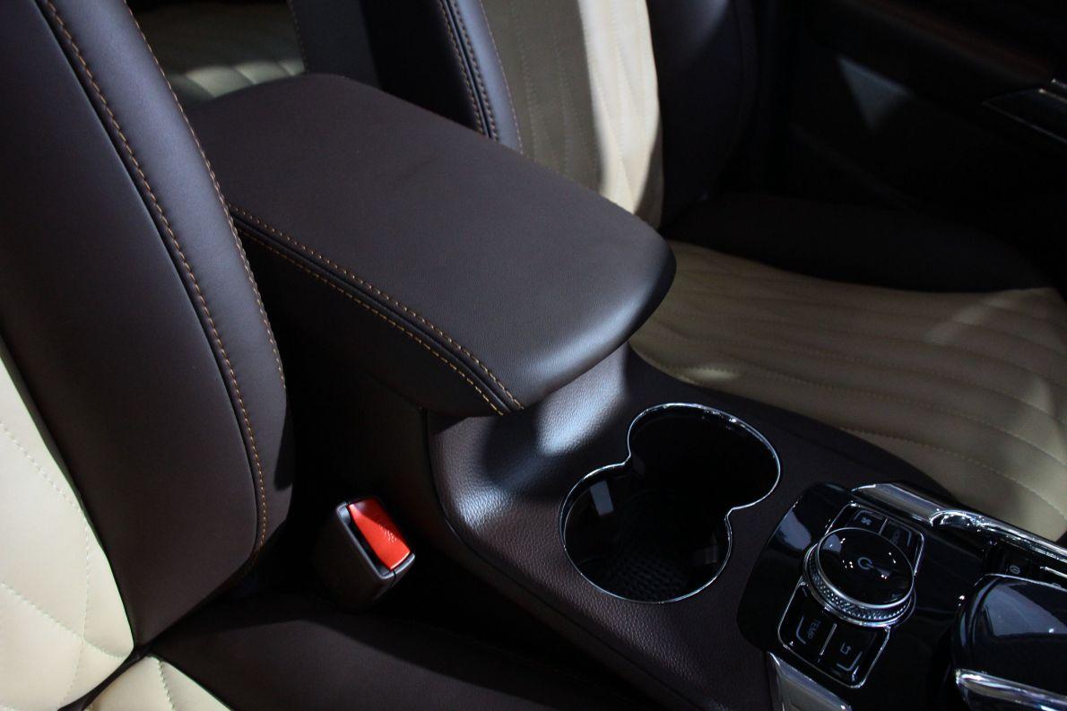 2017款猎豹CS9 EV