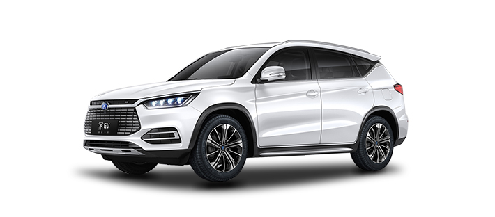 2019款 比亚迪 宋 EV500 头图