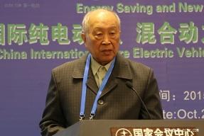 杨裕生:望十三五为小型低速电动车开绿灯