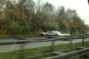 出师未捷身先死 保时捷918 Spyder插电混动首撞