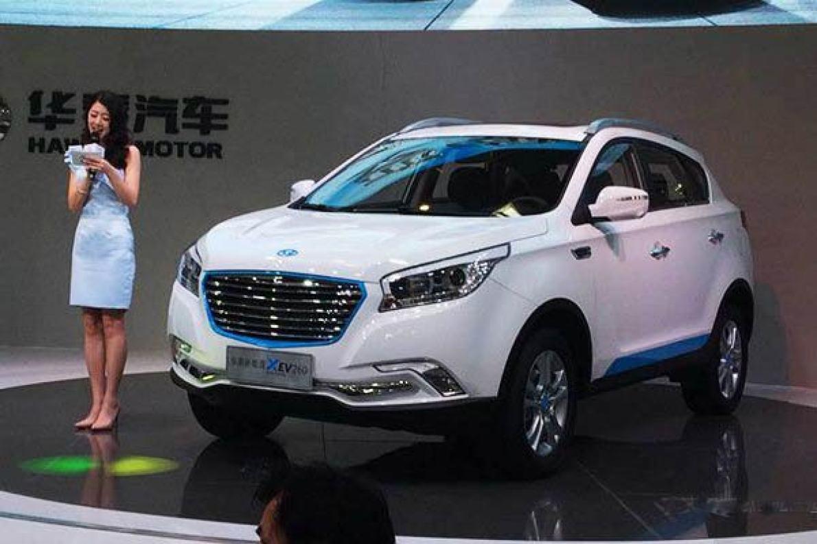 华泰首款纯电动SUV-XEV260将于6月30日上市