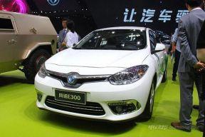 雷诺与东风计划国产经济型低成本电动车