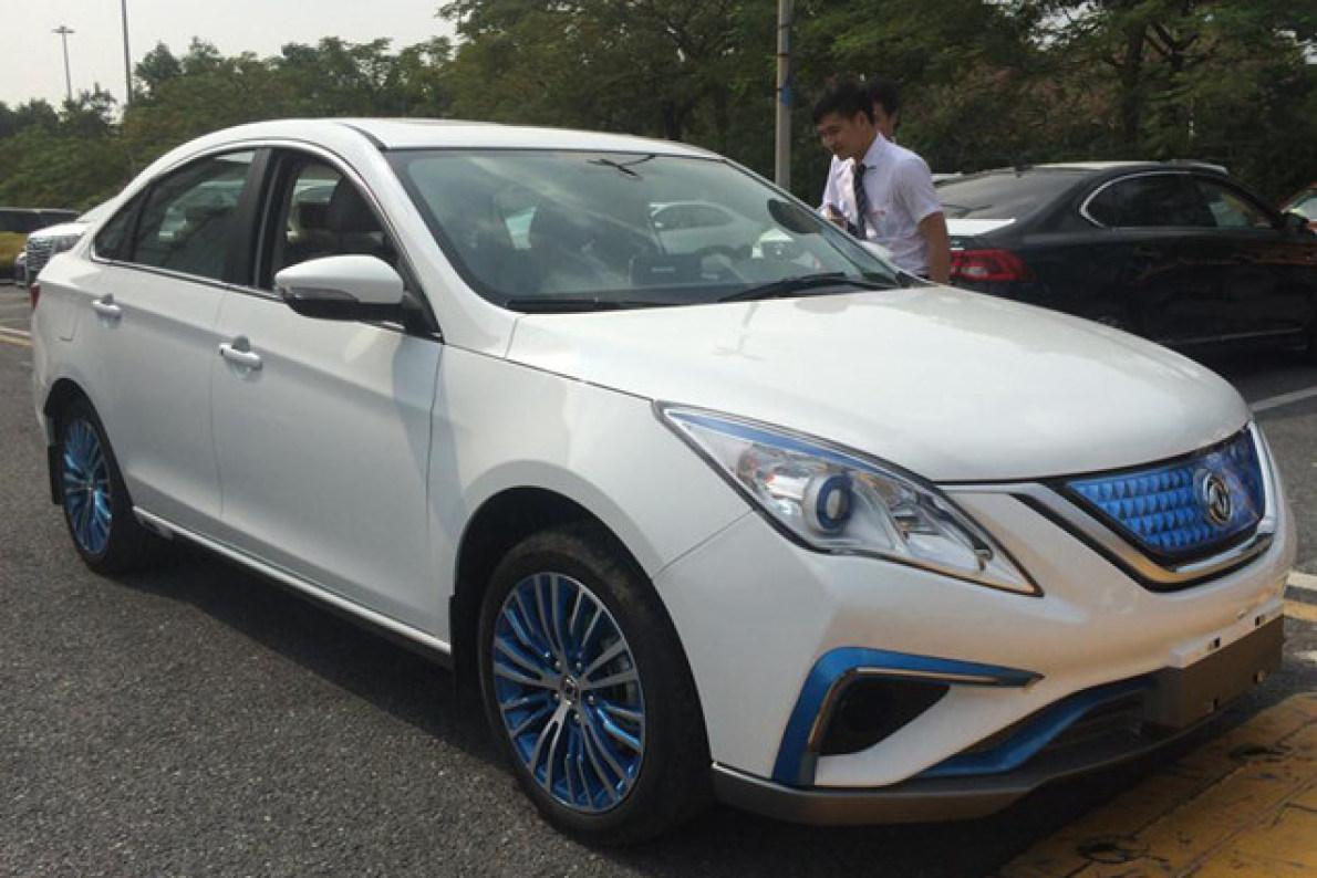 东风风行2017年新车规划  含纯电/插混车型
