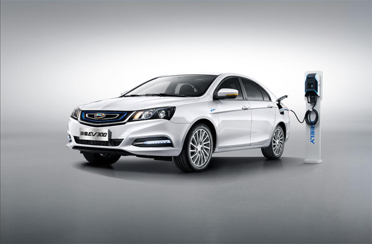 2017款帝豪EV300购车手册:推荐中高配车型