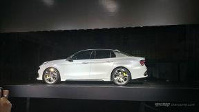LYNK&CO全新概念车—领克03三厢轿车发布