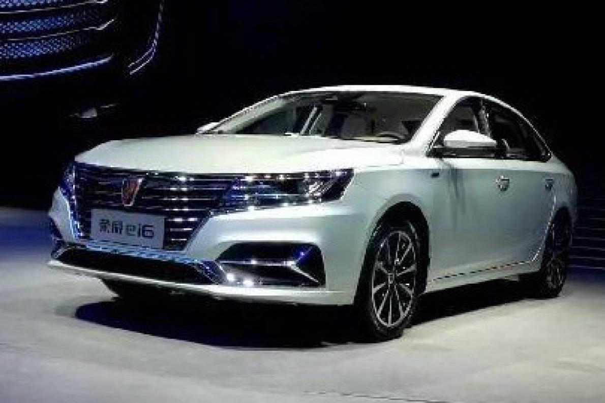 补贴后16.58万起售 上汽荣威ei6上海车展上市