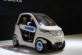 长城开始玩低速电动车了 全新子品牌欧拉将投放市场
