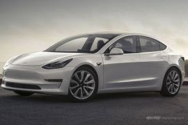 还能不能行了 特斯拉再度停产 Model 3