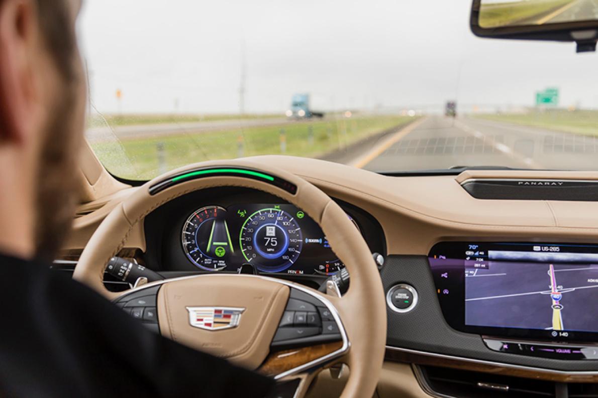 凯迪拉克将于2020年开始为所有车型增加超级巡航系统