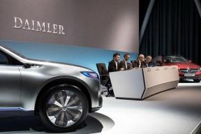 奔驰称不该全力发展电动车,戴姆勒却将氢燃料公司外售?