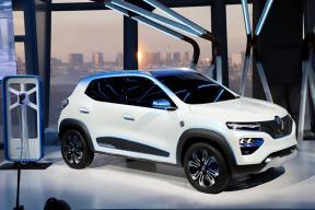 雷诺纯电动新车K-ZE有望明年上市  将首先进入中国市场