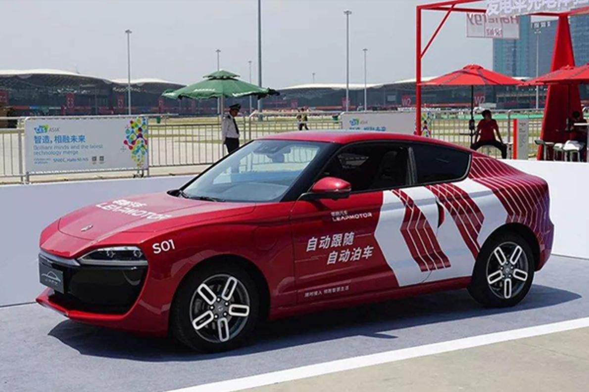 零跑未来计划曝光 2021年前将推出3款新车