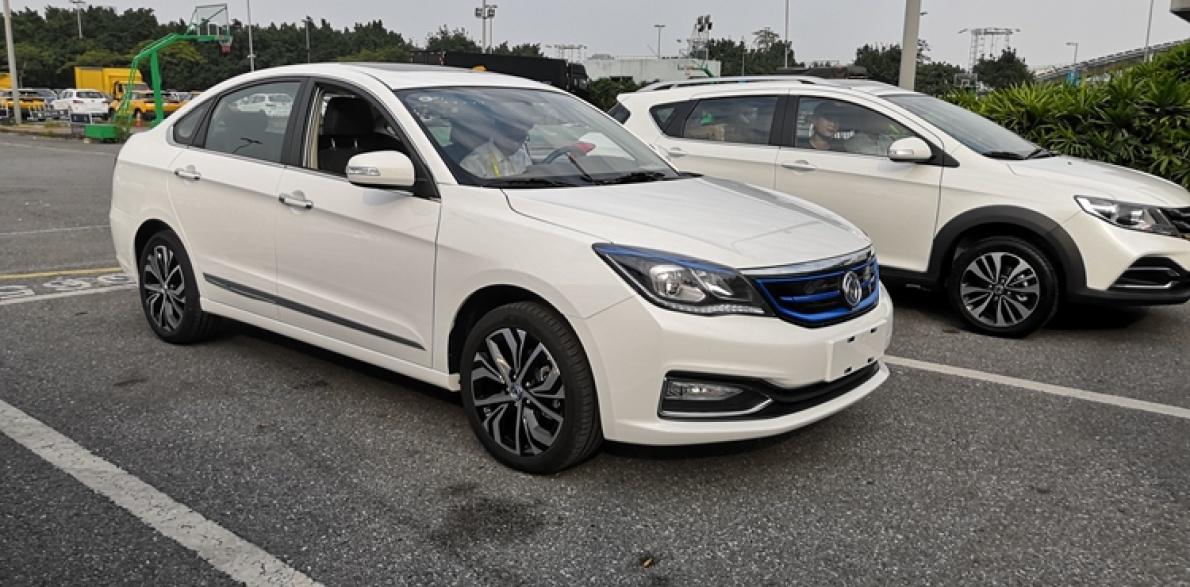 风神E70 500将于广州车展上市,续航大幅提升