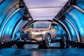 宝马Vision iNext洛杉矶车展正式发布,预计2021年投产