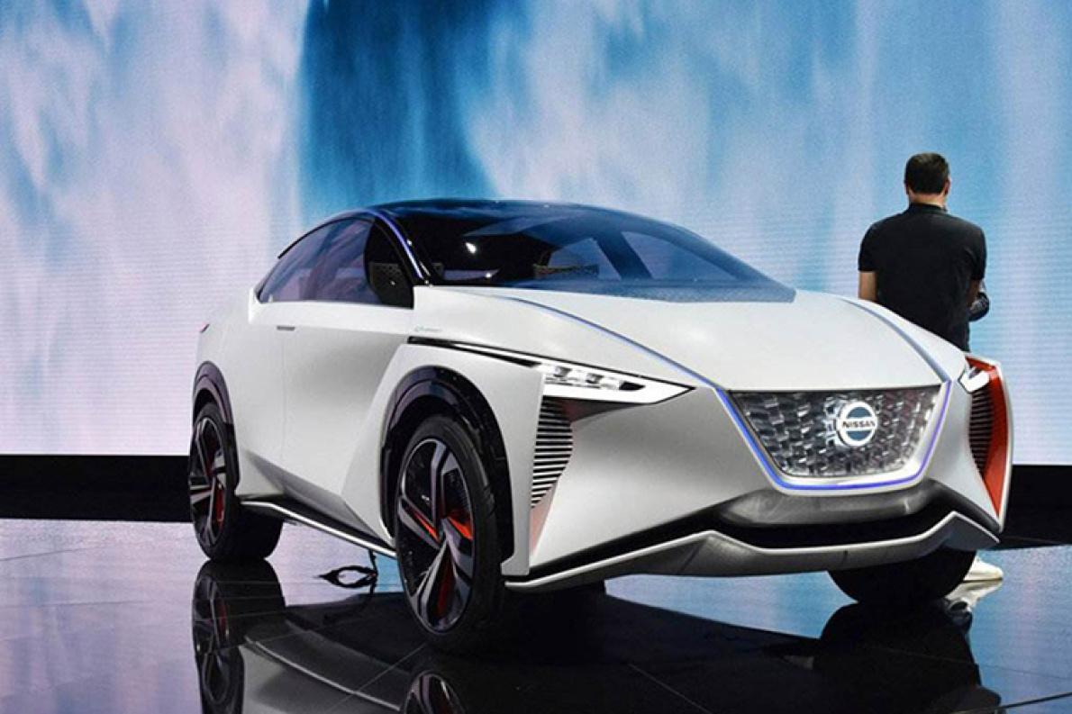 日产注册IMS和IMQ商标 或用于命名新电动汽车