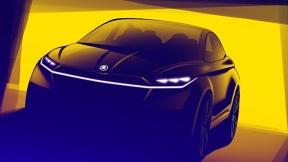 斯柯达VISION iV设计图发布 将在日内瓦车展亮相