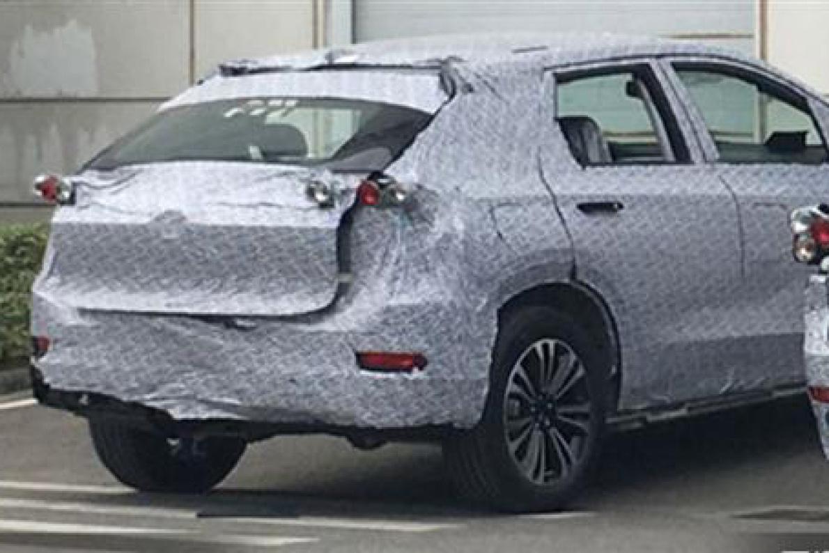 广汽新能源Aion S正热乎 内部代号A12的纯电SUV下半年即将推出