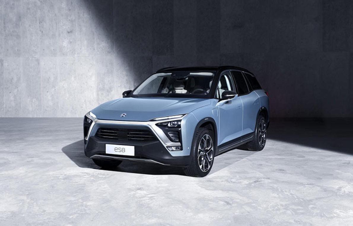 蔚来发布2018年Q4全年财务业绩报告 引领造车新势力