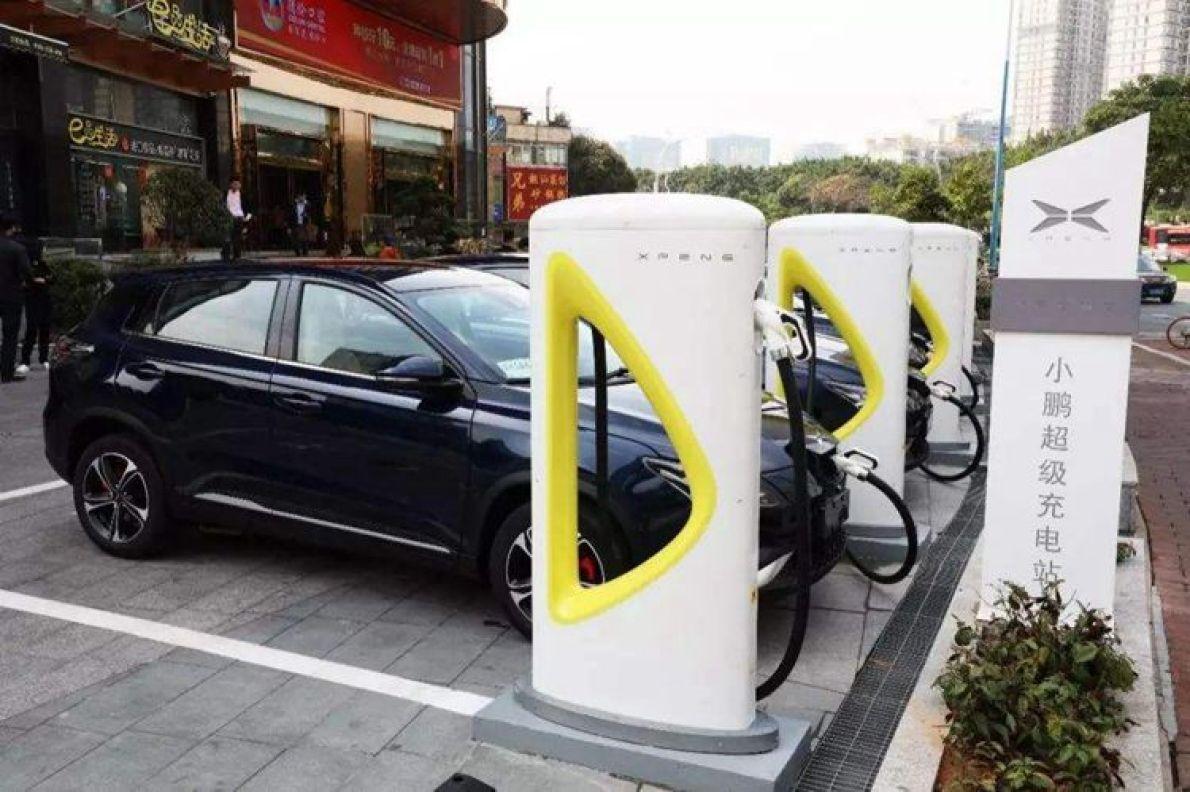 5个城市30个充电站 小鹏超级充电站正式投入使用