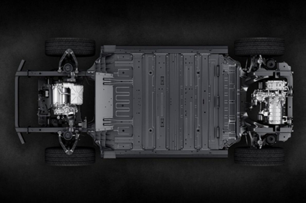 首批160千瓦永磁电机量产下线 蔚来ES6即将量产