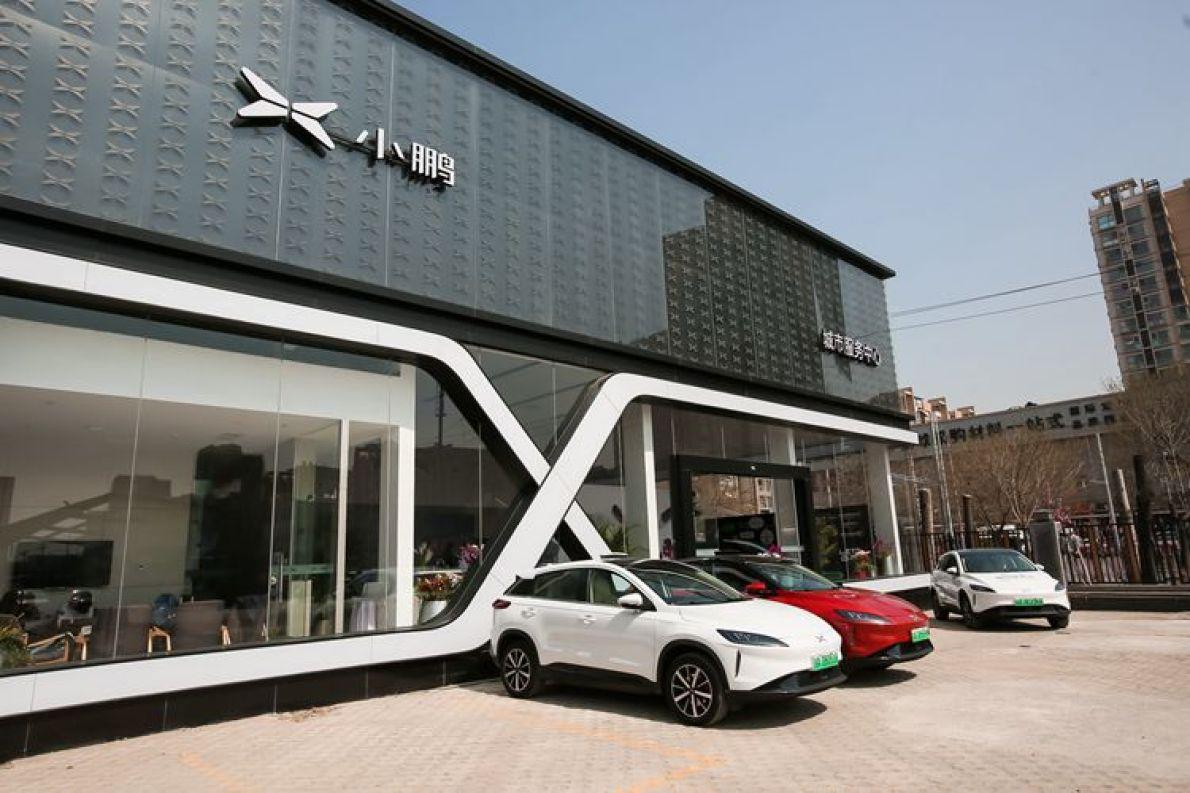 小鹏汽车六城服务中心同步开业 年底交付四万辆G3车型