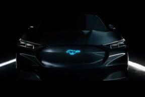 """神秘的""""纯电动 Mustang"""",福特的特斯拉杀手"""