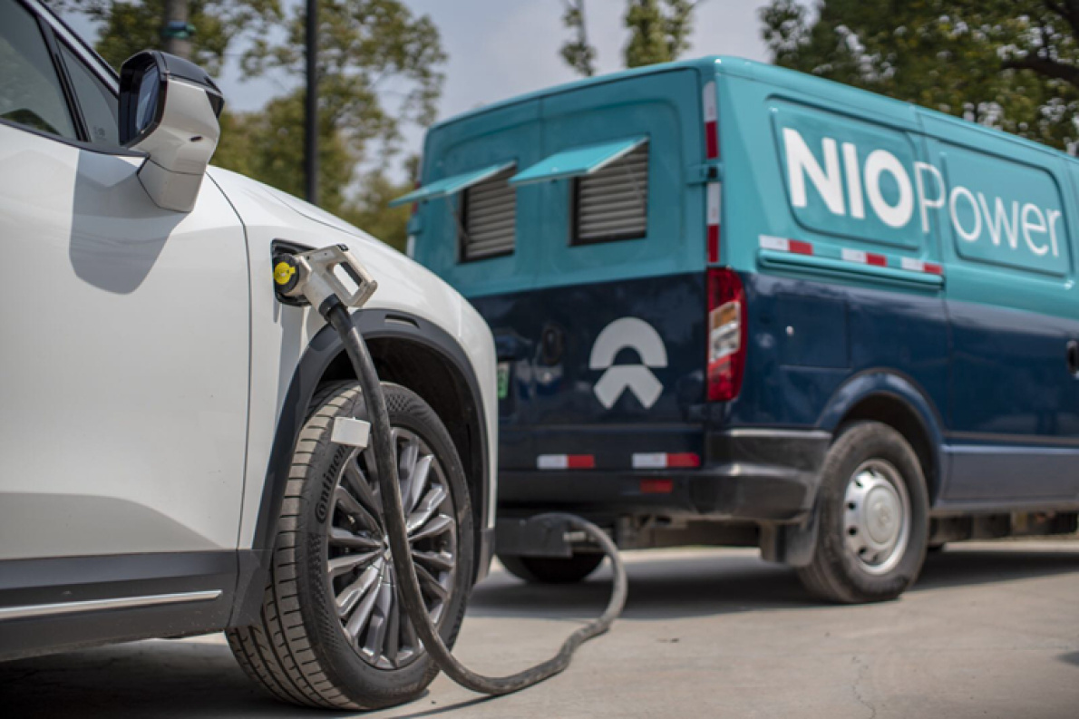 FOTA+电池可升级,智能电动车步入可进化时代