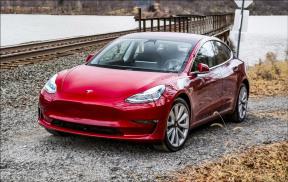 特斯拉Model 3推出标准续航升级版,售价37.7万元起