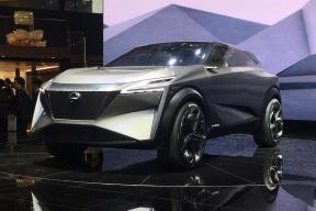 日产 IMQ  、IMs概念车亮相上海车展