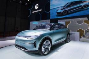 零跑汽车推出全新SUV车型C-more,综合续航超500公里,2020年底上市