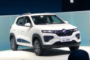 定位紧凑型SUV,2020年进行国产,雷诺K-ZE量产版正式发布