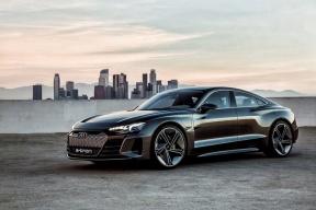 e-tron GTR 或代替 R8 电动化会成为未来超级跑车的首选吗?